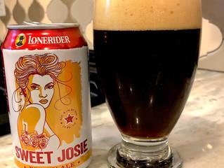 Kurt's Tasting Note #19 | Lonerider Brewing Co | Sweet Josie Brown Ale
