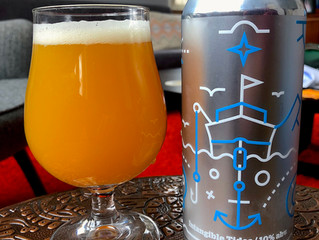 Kurt's Tasting Note #27 | Burlington Beer Co | Intangible Tides Triple IPA