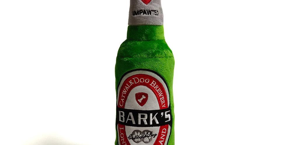 The Bark's Plush Toy