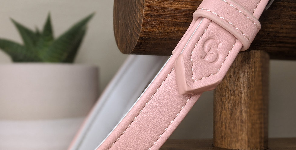 The Cambridge Collar in Pink