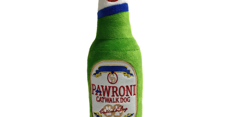 The Pawroni Plush Toy