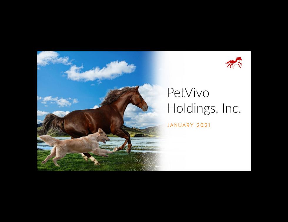 PetVivo Holdings, Inc. Gallery