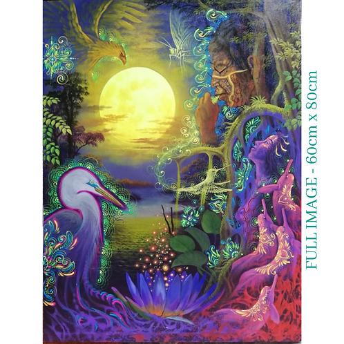 Ayahuasca Vision #8