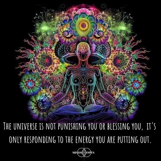 Connecting With The Universal Mind