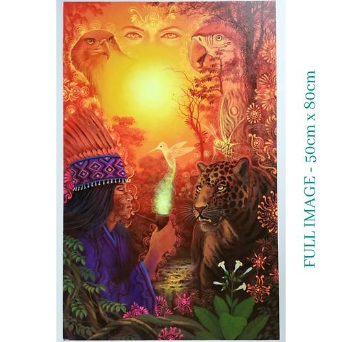 Ayahuasca Vision #1