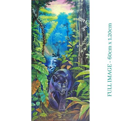 Puma In Jungle #10