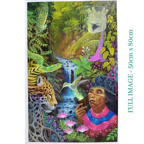 Ayahuasca Vision #3