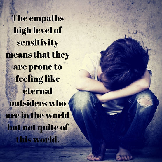 Social Anxiety - Misdiagnosis Of An Empath