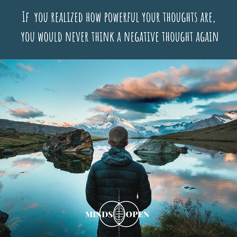 Your Thoughts Create Your Reality