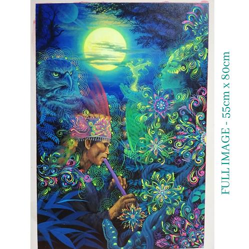 Ayahuasca Vision #4