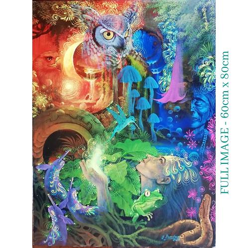 Ayahuasca Vision #7