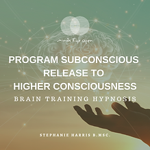 BRAIN TRAIN HYPNOSIS- Program subconscio