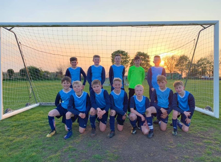 U12'S IN LEAGUE PLATE ACTION WEDNESDAY AT YORK CITY