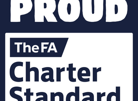 PROUD OF OUR FA CHARTER STANDARD