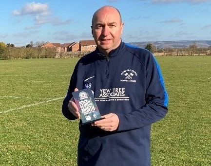 SBFC CROWNED ERCFA CLUB OF THE MONTH