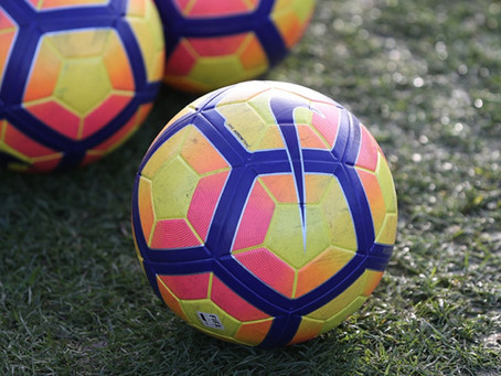 FOOTBALL SUSPENDED FOLLOWING LATEST COVID-19 RESTRICTIONS