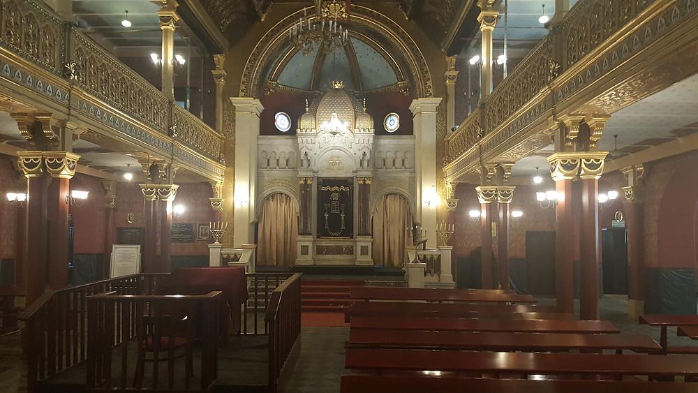 בית הכנסת בעיר קרקוב