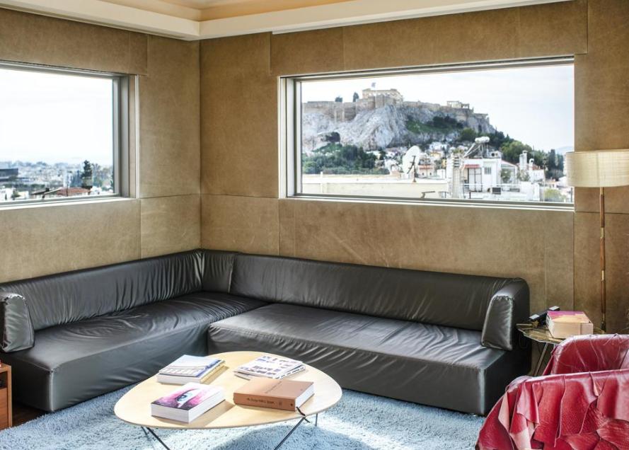 New Hotel - אתונה