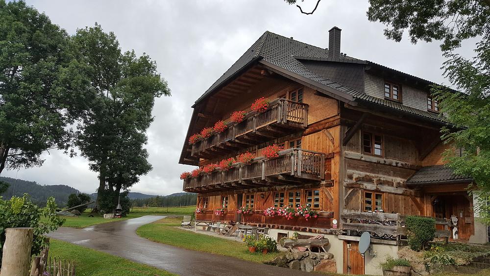 צימר מושלם לאירוח משפחתי ביער השחור בגרמניה
