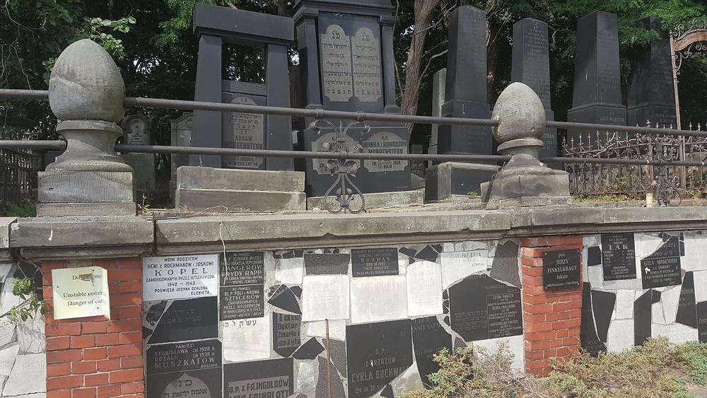 בית הקברות היהודי העתיק-ורשה
