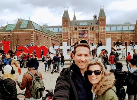"""מה עושים בסופ""""ש באמסטרדם?!"""