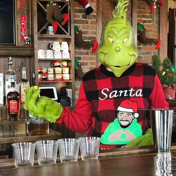 The Grinch that stole Toasted Chestnut