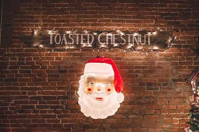 After tonight, Toasted Chestnut will be