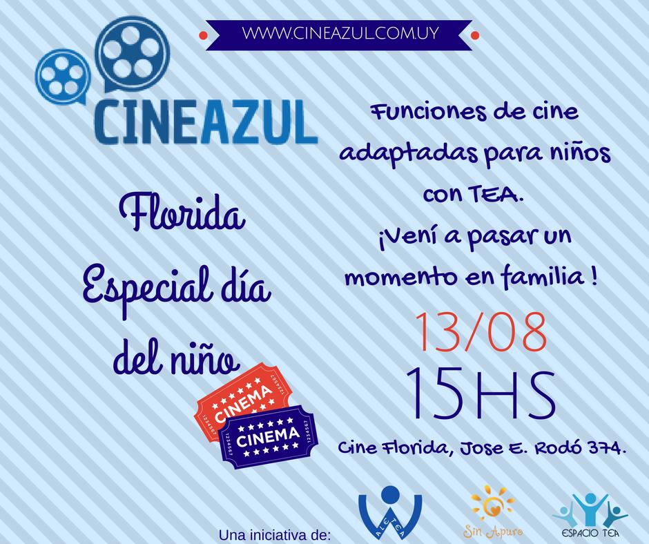 Cine Azul en Florida