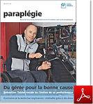Paraplégie - mars 2016