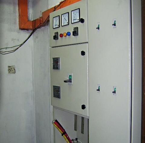 Electrical Control Panel - MSB