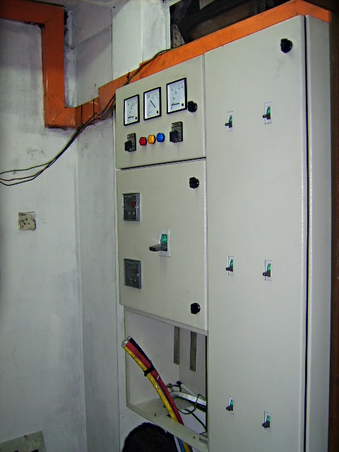 Electrical Control Panel - MSB