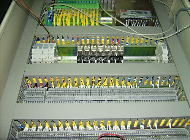 Electrical Control Panel - Full Works