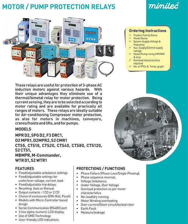 Minilec products | Streamtec Industrial Sdn Bhd | Stream Tech