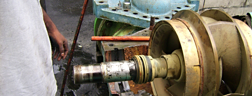 Maintenance & Repair of TECCA Split Pump