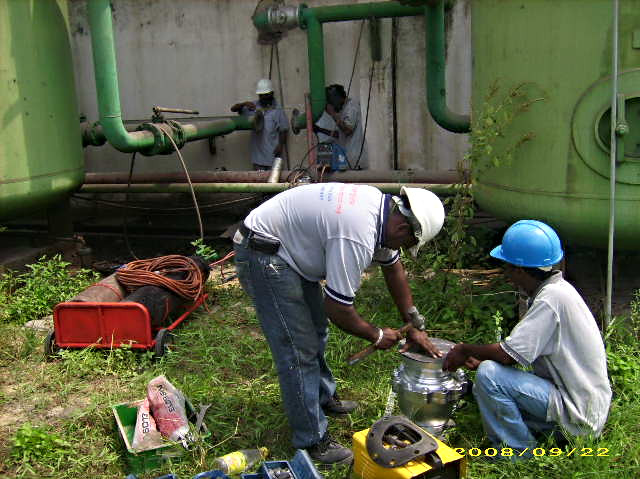 Welding & fabrication, piping & fittings