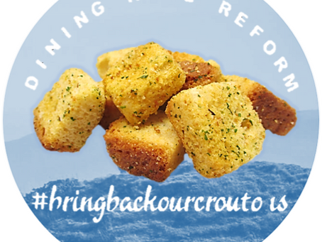 How to Use Croutons to Start a Social Movement