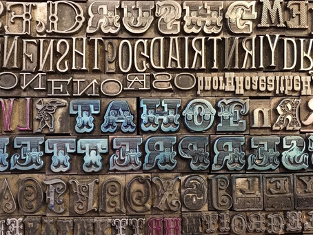Is the Art of Letterpress Underrated?