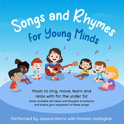 Songs and Rhymes for Young Minds