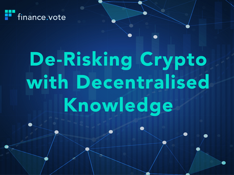 De-Risking Crypto with Decentralised Knowledge