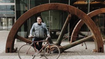 Meet Dave: Creative Director, Bicyclist and La Croix Guzzler