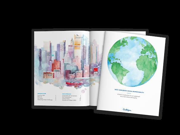 Corporate Communications Design Services