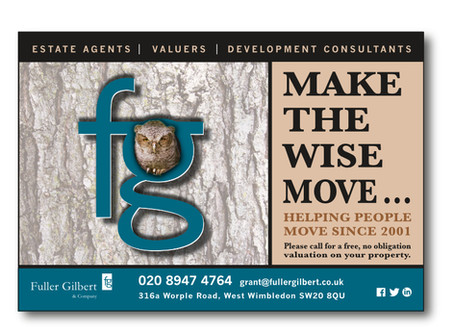 Had fun sourcing 'cute owl' pictures for this advertising campaign ...