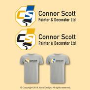 Connor Scott Logo