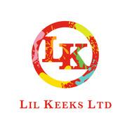 Lil Keeks Ltd logo design