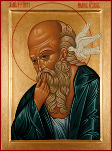 Holy Apostle and Evangelist John the Theologian