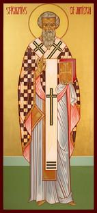 Hl. Ignatius von Antioch