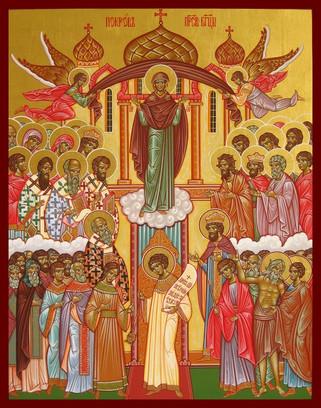 Mariä Schutz und Fürbitte (Pokrow)