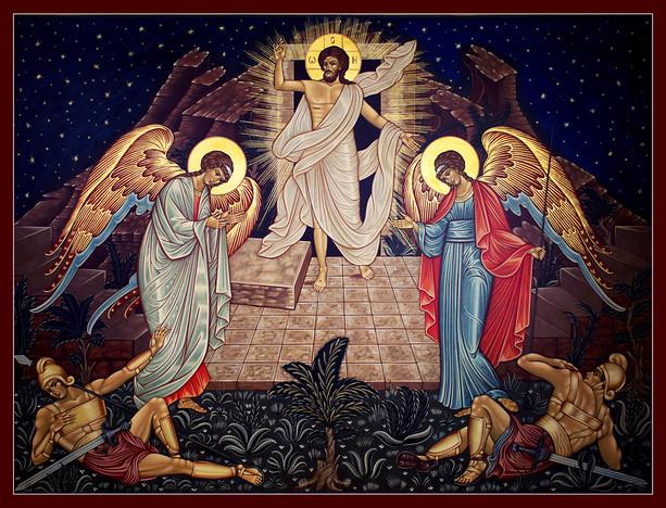 Auferstehung (westlicher Stil)
