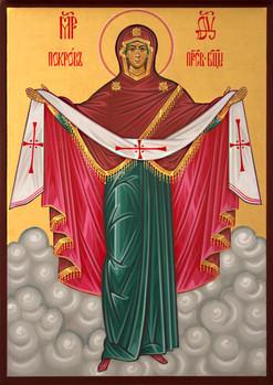 Heiliger Schutz der Gottesmutter