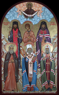 Synaxis of the North American Saints of the Orthodox Church